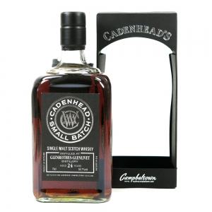 Glenrothes 1990 Cadenhead's 24 Year Old