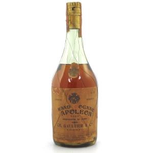 CH Gaultier & Co Grand Cognac Napoléon