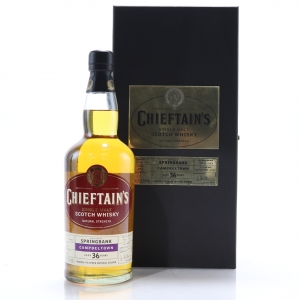 Springbank 1969 Chieftain's 36 Year Old