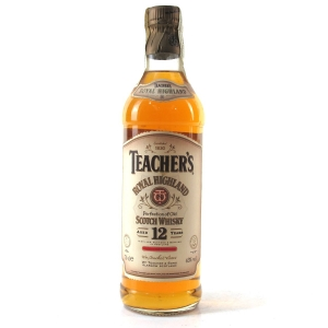 Teacher's Royal Highland 12 Year Old