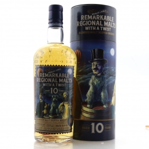 Douglas Laing's Remarkable Regional Malts With a Twist 10 Year Old