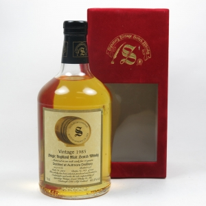 Aultmore 1985 Signatory 11 Year Old
