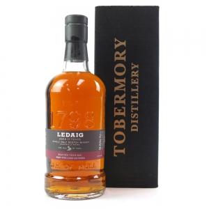Ledaig 11 Year Old Port Cask /  Distillery Exclusive
