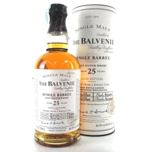 Balvenie 1974 Single Barrel 25 Year Old #13464