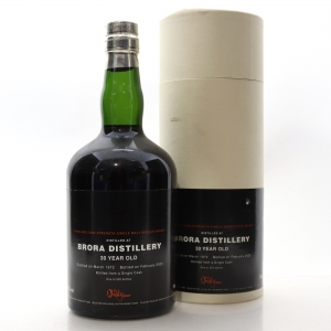 Brora 1972 Whisky Shop 30 Year Old