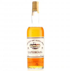 Laphroaig 1966 Intertrade 18 Year Old Cask Strength