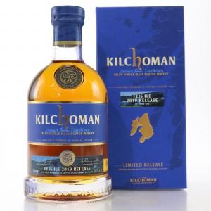 Kilchoman 11 Year Old Bourbon and Sherry / Feis Ile 2019
