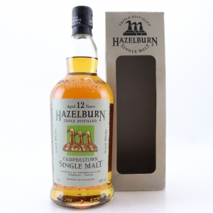 Hazelburn 12 Year Old