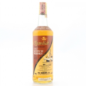 Clynelish 12 Year Old Ainslie and Heilbron 1979 / Fourcroy Import