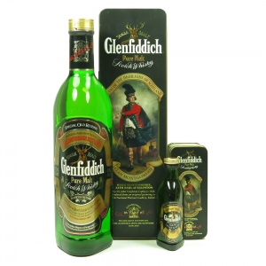Glenfiddich Clans of the Highlands / Clan Montgomerie and Miniature