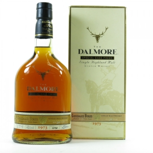 Dalmore 1973 Gonzalez Byass Finish 30 Year Old