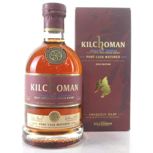 Kilchoman 2014 Port Cask Matured / 2018 Edition
