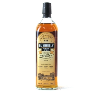 Bushmills 1991 Single Cask #10635 75cl / US Import