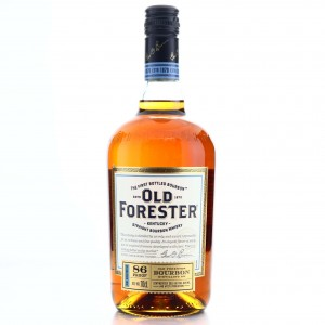 Old Forester 86 Proof Kentucky Straight Bourbon