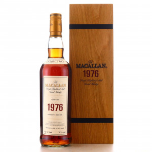 Macallan 1976 Fine and Rare 29 Year Old #11354