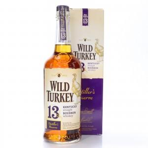 Wild Turkey 13 Year Old Distiller's Reserve (Dec)
