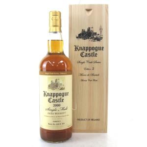 Knappogue Castle 2000 Single Cask Edition 2 75cl / US Import