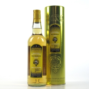Righ Seumas II 2006 Murray McDavid 8 Year Old Blended Scotch