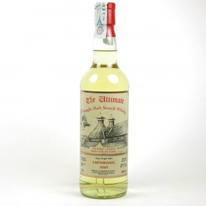 Laphroaig 2001 The Ultimate 8 Year Old