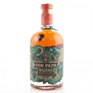 Don Papa Small Batch Philippino Rum / MassKara Edition