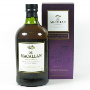 Macallan 1851 Inspiration Front