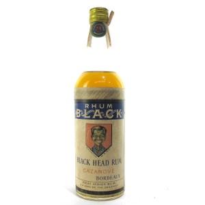 Black Head Rum 1960s