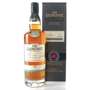 Glenlivet 16 Year Old Single Cask #16807 / Kymah