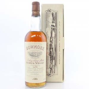 Bowmore 1956 Sherry Casks / Australian Import