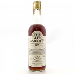 Glen Garioch 1971 Samaroli Sherry Wood Full Proof