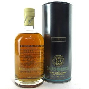 Bruichladdich 40 Year Old 75cl / US import