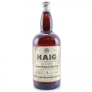 Haig's Gold Label 1.13 Litre 1970s