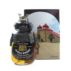 Nikka Gold and Gold Samurai