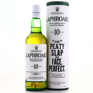 Laphroaig 10 Year Old / #Opinionswelcome