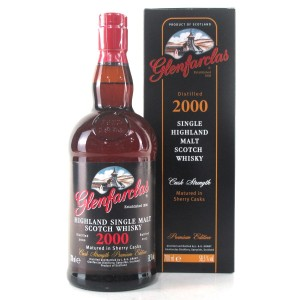 Glenfarclas 2000 Cask Strength / German Exclusive