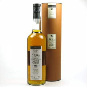 Brora 30 Year Old 2006 Release Front