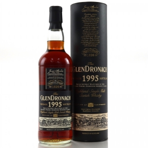 Glendronach 1995 Cask Strength 18 Year Old