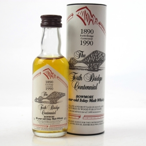 Bowmore Fourth Bridge Centennial 10 Year Old 5cl Miniature