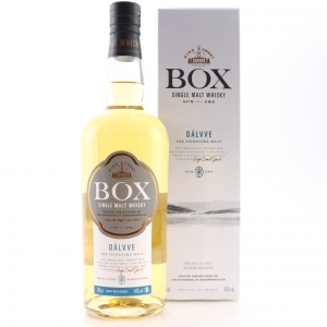 BOX Dalvve Malt Swedish Single Malt