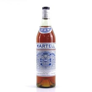 Martell Three Star Cognac 1970s