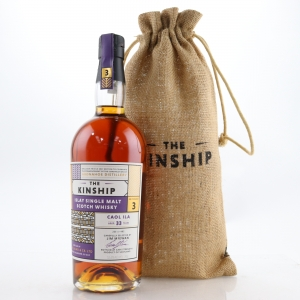 Caol Ila 33 Year Old Hunter Laing Kinship / Feis Ile 2017