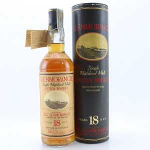 Glenmorangie 18 Year Old / Costa Pina Import