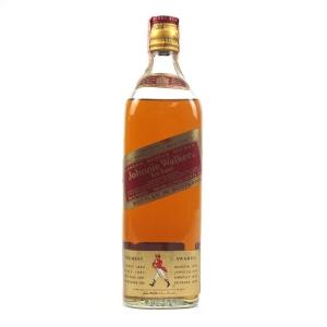 Johnnie Walker Red Label 1980s