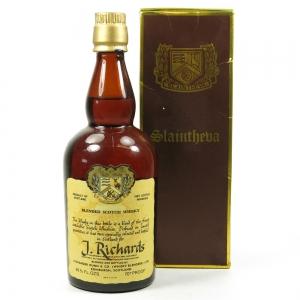 Slaintheva Blended Scotch Whisky 1970s