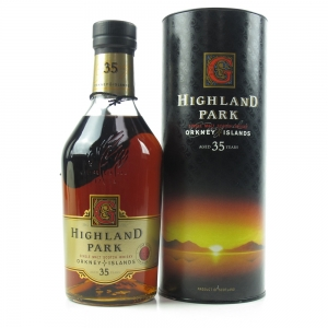 Highland Park 35 Year Old / John Goodwin Retirement