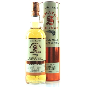 Mortlach 2002 Signatory Vintage 14 Year Old
