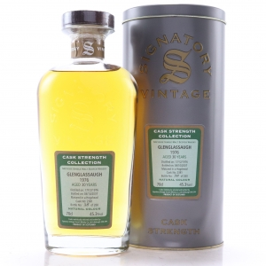 Glenglassaugh 1976 Signatory Vintage 30 Year Old Cask Strength