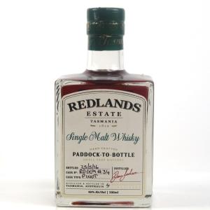 Redlands Estate Single Malt Whisky 50cl