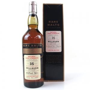 Millburn 1969 Rare Malts 35 Year Old / 51.2%