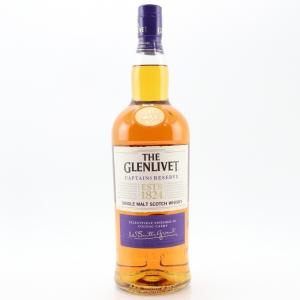 Glenlivet Captain's Reserve 1 Litre