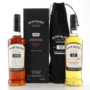Bowmore Feis Ile 2019 Releases 2 x 70cl